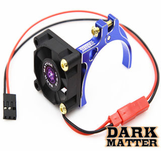 DM019 - Dark Matter 42mm Cooling Fan - Double