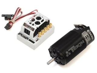 1/8 ESC, Motors & Batteries