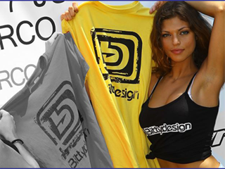 Bittydesign T-Shirt ICON