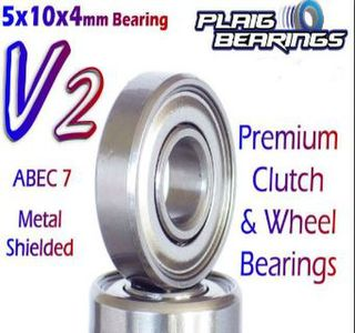 Plaig 5x10x4mm V2 PREMIUM Bearing