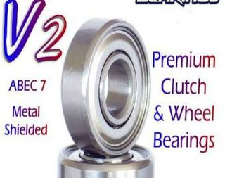 Plaig 5x13x4 Premium V2 Losi Clutch Bearings
