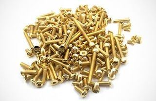 Thunder Innovations Gold Screw Sets