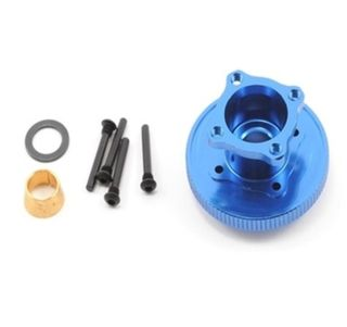 Losi Aluminum 4 Shoe Flywheel & Collet Set (8IGHT)