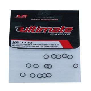 ULTIMATE CLUTCH BELL WASHER SPACERS (5x0.10/5x0.20/5x0.30)