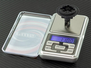 SMJ Speed Master Japan 200g / 0.01g Digital Pocket Scale