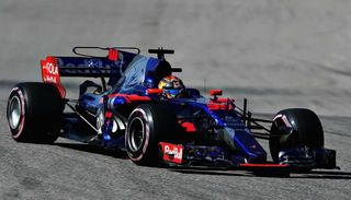 Brendon Hartley F1 Body Special