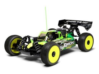 JQRacing Black Edition - INCLUDES eCar Kit