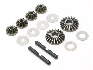 THE JQRacing Diff Gear and Crosspin Set
