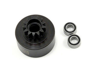 THE JQRacing 16t Clutchbell 2pcs 5x10 Bearing