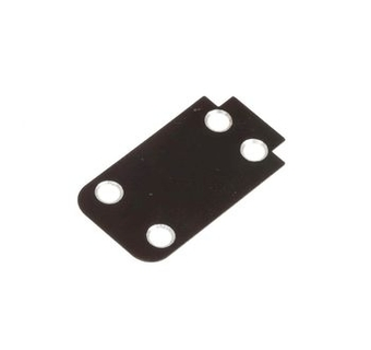 THE JQRacing Steel Skidplate for 3mm Chassis (BE)