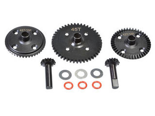 THE JQRacing Smooth Gearing Set