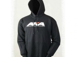 AKA Black Hoody XL