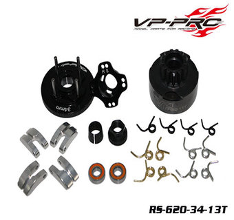 VP Pro 4 Shoe Clutch set 34mm