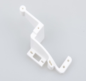 2013 White Th Servo Holder (BE, WE) by JQRacing