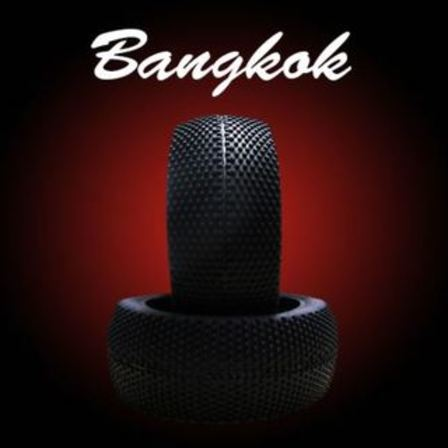 BANGKOK Soft Pair of tyres - No Rims