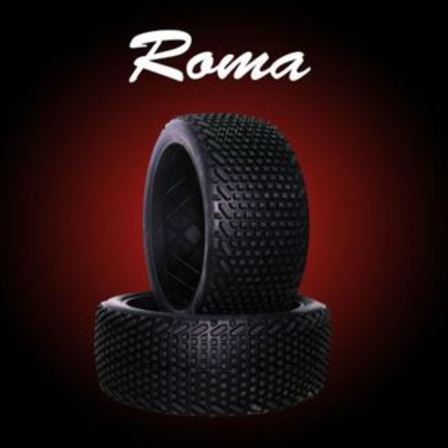 ROMA Soft Pair of tyres - No Rims
