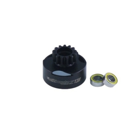 ULTIMATE VENTILATED Z13 CLUTCH BELL WITH BEARINGS