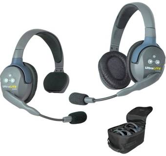UltraLITE 2 person system 1 Single 1 Double system Eartec