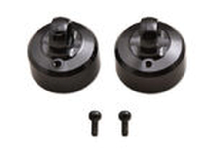 16mm CNC Vented Shock Cap with Screw (BE, WE) by JQRacing