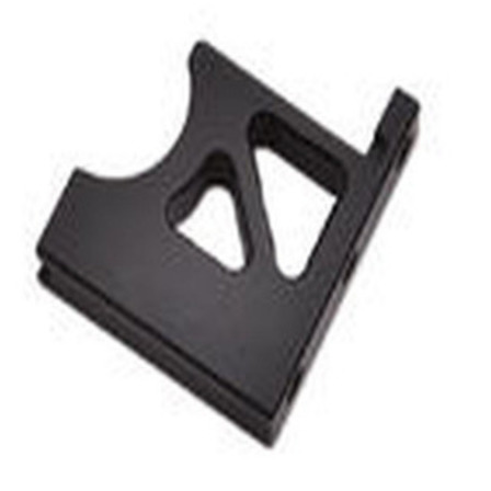 BLACK eCar Centre Diff Mount Top Rear by JQRacing