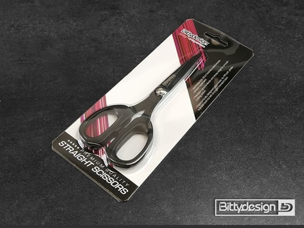Bittydesign Straight Tip Polycarbonate Scissors