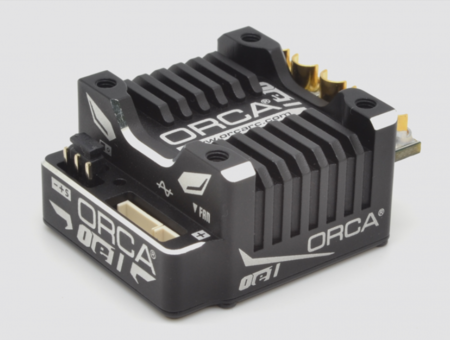 ORCA OE1 ESC BLACK 1/10 SCALE COMPETITION ESC