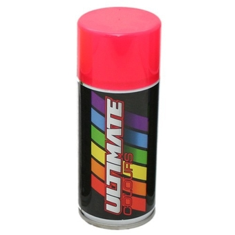 ULTIMATE FLUORESCENT RED 150 ML