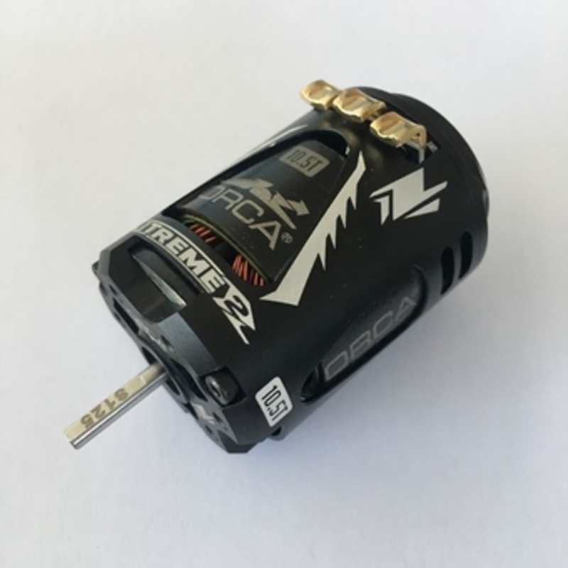 ORCA Blitreme 2 Blinky Extreme 10.5T Race Motor